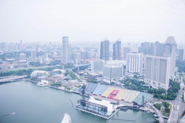 シンガポールマリーナベイエリア2