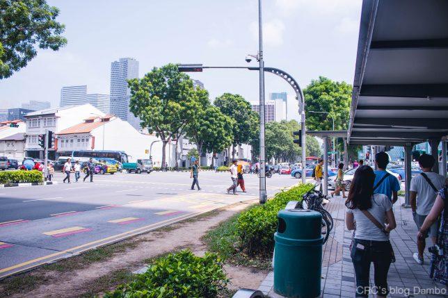シンガポール大通り
